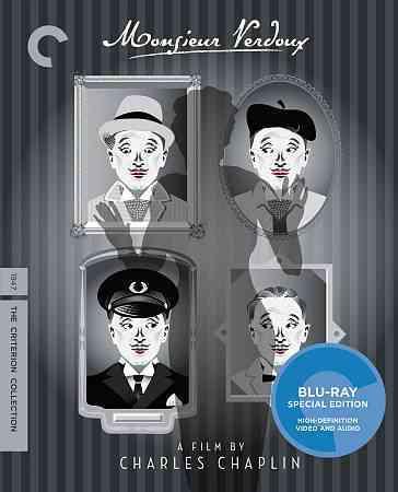 MONSIEUR VERDOUX BY CHAPLIN,CHARLIE (Blu-Ray)