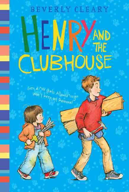 Henry and the Clubhouse By Cleary, Beverly/ Darling, Louis (ILT)